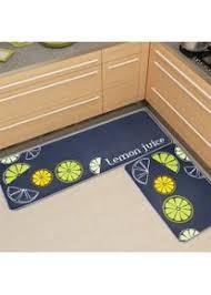 insun teppich küchen läufer küchenmatte waschbar rutschfest