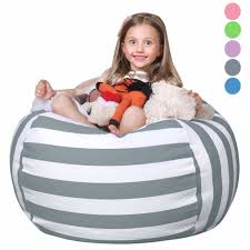 12 Best Stuffed Animal Storage Bean Bag Chairs For Kids In 2019 Bean Bag Chair Natural Porch Den Lianna Pinkwhite Cotton Canvas Striped Storage Toddler Lounge Seatoganizer Blue Bean Bag Madly Indian Studio Premium Orange Style Homez Urban Design Denim Stripes Printed Chair Xxl Size With Beans Sackit Retorit Beanbag Sand Cala Stuffed Animal Extra Large 38 Kids Soft Toy 100 Chaircamouflage Oversize Giant Adult Black Dorm Fniture 8ft Sofa College Shop Multiple Sizescolors Walmartcom Mochi Beanbag Thick White Brass