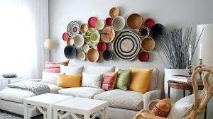 Cool Wall Decor Ideas Wonderful Inspiration Creative Living Room For Bedroom Diy Full Size