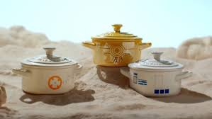 le creuset s wars cookware now available nerdist