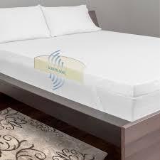 dream serenity 3 cool breeze memory support mattress topper