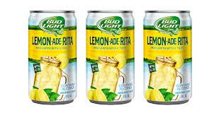 Bud Light Lime Launches Lemon Ade Rita