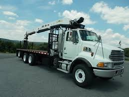 100 For Sale Truck 2005 STERLING LT9500 KNUCKLEBOOM TRUCK FOR SALE 589246
