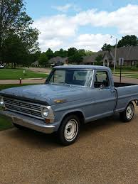 New Member New Project 68 F100