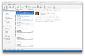 Microsoft says new fice for Mac due in 2015 unveils new Outlook
