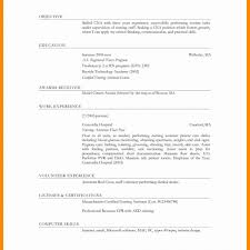 Tex Resume Templates 25 Best Resume Template Latex