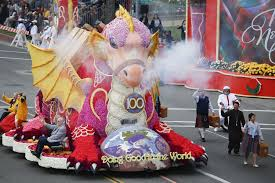 Parade Float Supplies Now by 2017 Rose Parade Live Updates Flora Fauna And Fun With Animals