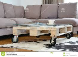 100 Modern Living Room Inspiration Pallet Coffee Table In Stock Image Image Of