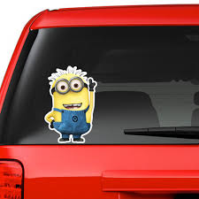 Despicable ME Minion Kids Bedroom Decal Wall Window Car Sticker Large Boy Walking T Rex Vinyl Decal For Car And Truck Windows Sticker Funny 3d Eyes Peeking Monster Voyeur Hoods Custom Decals For Cars Price In Singapore Product At Walker St Star Wars Rear Window Amazoncom No Free Rides Gas Or Ass With Jeep Sign Unique Design My Family Guns Stick Figure Auto You Just Got Passed By A Girl Sticker Jdm Race Car Truck 153 Best Bumper Stickers Images On Pinterest Bumper Stickers Ghibli Totoro Catbus Nekobus Suv Wall 4 X Uranus Is Huge Joke Ass Hole Anus Pics Of Weird Wacky Badges Cars Bikes