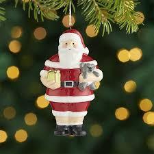 Around The World Australia Santa Ornament Of Collectible Christmas Ornaments