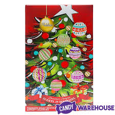 Deluxe Christmas Tree Chocolate Advent Calendar