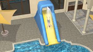 Wal Mart Toys R Us Recall Banzai Pool Water Slide After Womans