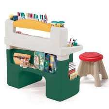 Step2 Deluxe Art Desk With Splat Mat by Desk Children S Art Desk Wonderful Step2 Art Desk Studio Art