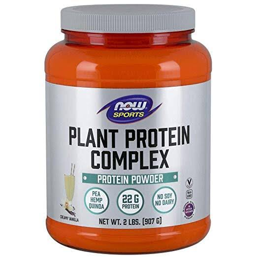 Now Foods Plant Protein Complex - 2lb