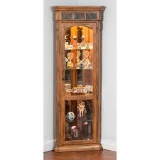 Corner Curio Cabinet Walmart by Furniture Walmart China Cabinet Curio Cabinets For Sale Oak