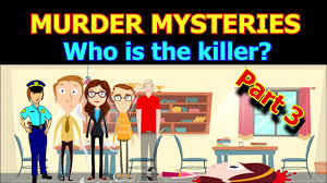 Scary Halloween Riddles And Answers by Unsolved Murder Mystery Popular Riddles Can You Solve It Youtube