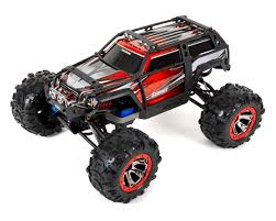 Ready To Run (RTR) Electric Powered RC Monster Trucks - AMain Hobbies