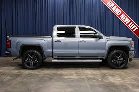 Used Lifted 2015 GMC Sierra 1500 SLE 4x4 Truck For Sale ... 2018 New Gmc Sierra 1500 4wd Crew Cab Short Box Slt At Banks 2016 Truck Shows Its Face Caropscom For Sale In Ft Pierce Fl Garber Used 2014 For Sale Pricing Features Edmunds And Dealership North Conway Nh Double Standard 2015 Overview Cargurus Release Date Redesign Specs Price1080q Hd Ups The Ante With Set Of Improvements Roseville Summit White 2017 Vs Ram Compare Trucks Lifted Cversion 4x4 Dave Arbogast
