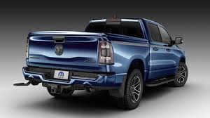 2019 Ram 1500 Looks Boss All Mopar'd Out In Patriot Blue | Carscoops Sema Ram 1500 Sun Chaser Wants To Go The Beach The Fast Lane Truck Mr Norms Lil Red Express Truck Google Rides Pinterest 2010 Big Blue Heavy Duty Enhanced With Mopar Magic Dodge C Series Wikipedia Dakota Trucks Pin By Jorge Ruiz On Challenger Hellcat 2017 44 W 4 Inch Lift Huffines Designs Fca Showcase Accsories For 2019 In Chicago Top Speed Charger Pursuit Ram Chrysler Jeep Fiat Mopar Police Law Best Of Twenty Images Work Trucks New Cars And Wallpaper Bangshiftcom Coverage At Jeeps Gussied Up 200plus Parts Autoguidecom News