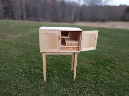 pleted case piece project at the center for furniture