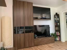 wohnwand wohnzimmermöbel 6 teilig ostermann