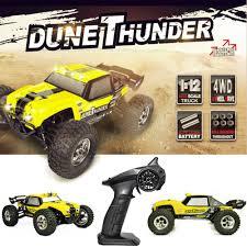 100 Rc Desert Truck HBX 12891 24ghz RC Car 112 4WD Waterproof Buggy Sand Rail RC