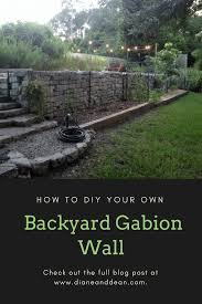Backyard Ideas For Gabion Walls - Diane And Dean DIY Best 25 Budget Patio Ideas On Pinterest Easy Flower Bed Edging Lawn Stones The Phillips Backyard Weekender Home Facebook Ideas For The Most Family Friendly Backyard Ever Emily Henderson Romantic Long Table Swagger Country Rock Gabion Walls Diane And Dean Diy Band Just A Man Youtube Studio Cottage Ra East Side Story Las Party Scene