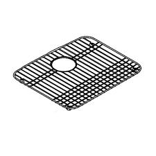 kohler k 6011 bottom basin rack docs wholesale and faucets