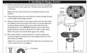 Hunter Ceiling Fan Manual Pdf by Hampton Bay Ceiling Fan Operation Manual Integralbook Com