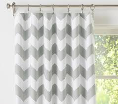 Grey And White Chevron Curtains Uk by Excellent Ideas Grey Chevron Blackout Curtains Lovely Design And