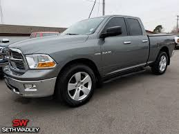 Used 2009 Dodge Ram 1500 SLT RWD Truck For Sale Ada OK - J7201502A