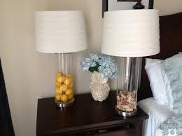 Fillable Glass Lamp Base by Fillable Glass Lamp Kit Crustpizza Decor Modern Fillable Glass