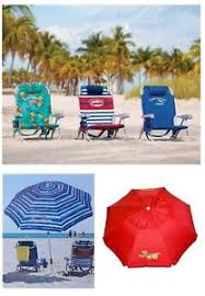Tommy Bahama Beach Chairs 2017 by Tommy Bahama 2017 Combo Pack 1 Umbrella 2 Beach Chairs