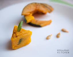 Japanese Pumpkin Recipe Roasted by Oven Roasted Kabocha Squash Tiny Urban Kitchen