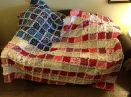 Flag Rag Quit On 24 Blocks FB Page By From Lisa Megchelsen Vanderpoorten Quilt