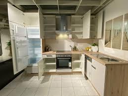 möbel höffner gründau l küchenzeile 185 x275 cm fb seidengrau