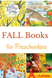 Pumpkin Books For Toddlers by Fall Books For Preschoolers
