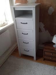 brusali ikea kommode schlafzimmer weiss