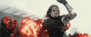 My Gifs Bucky Barnes Winter Soldier Cap 2 I Will Stop Using This Psd At Some Point S2g