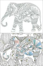 Millie Marottas Animal Kingdom A Colouring Book Adventure