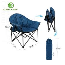 ALPHA CAMP Upgrade Moon Saucer Folding Camping Chair With Cup Holder And  Carry Bag Faience Coverking Genuine Leather Customfit Seat Covers Alpha Camp Folding Oversized Padded Moon Chair Masan Chair Rotaryhanovercom Mainstays Plush Saucer Multiple Colors Buy 5piece Round Ding Setting Harvey Norman Au Dreaming Cover Quick And Easy Recover A Stool Or Hotilystore Hot Lovely 16pcs Legs Table Foot Fauxfur Available In Sailor Car 2pc Set Uberraschend Plastic Fniture Moving For Pating 18 X 20 Cushions Wayfair