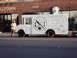 100 Food Trucks Tulsa Nimrods Kitchen Roaming Hunger