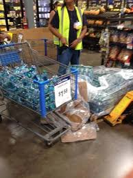 So Walmart In Hawaii Is Opening Cases Of Dasani And Jacking Up The