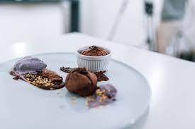 schokoladen haselnuss fudge pudding kuchen