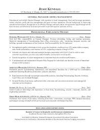 Concierge Resume Objective Sample Hotel Spa Receptionist Practical Photograph Skills Examples
