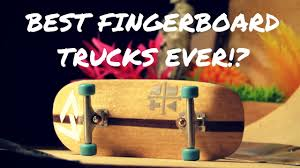 100 Fingerboard Trucks DYNAMIC FINGERBOARD TRUCKS INDEPTH REVIEW BEST CHEAPEST