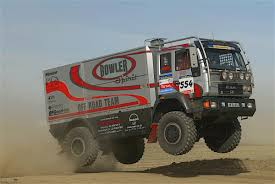 100 Bowler Truck Video Dakar Is In Full Force But What Are Those Mammoth Machines