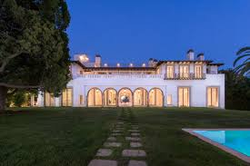 100 Holmby Restaurateur Mr Chow Asks 78 Million For LA Megamansion