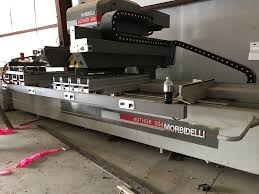 morbidelli author 504 cnc router woodworking talk woodworkers