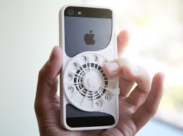 Rotary Phone Case for iPhone